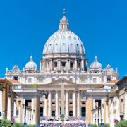 Basilica of Saint Peter's: The Center of Christianiity in Rome
