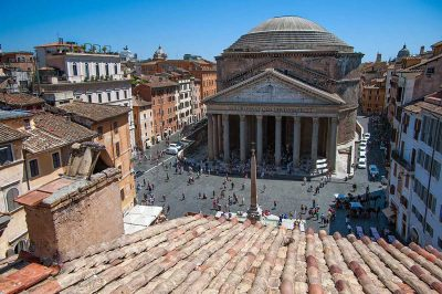 Hotel Sole at the Pantheon, Rome - 4 stars