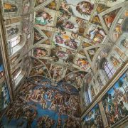 Sistine Chapel in the Vatican: history and description