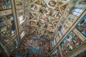 Sistine Chapel in the Vatican: history and description