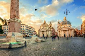 Piazza del Popolo: the history, churches and fountains of one of the most visited squares in Rome